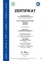 zertifiziert nach IATF 16949