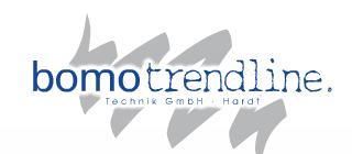 Logo Bomo Trendline GmbH